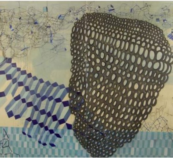 Printmaking with Sarah Amos – collagraph and monoprinting on cardboard